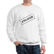 Engaged Stamp Sweatshirt