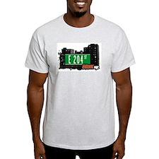 E 204 St, Bronx, NYC T-Shirt