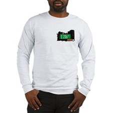 E 206 St, Bronx, NYC Long Sleeve T-Shirt