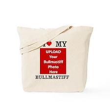 Bullmastiff-Love My Bullmastiff-Personalized Tote