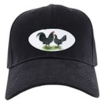Mottle OE Pair Black Cap