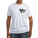 Mottle OE Pair Fitted T-Shirt