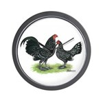 Mottle OE Pair Wall Clock