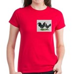 Mottle OE Pair Women's Dark T-Shirt
