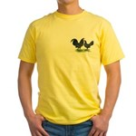 Mottle OE Pair Yellow T-Shirt