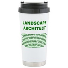 Cute Urban planner Travel Mug