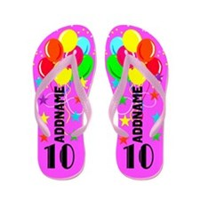 Adorable 10Th Flip Flops