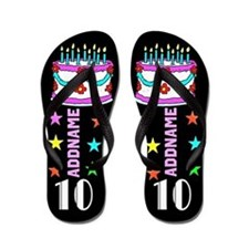 Stylish 10Th Flip Flops