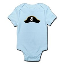 Pirate Hat Body Suit