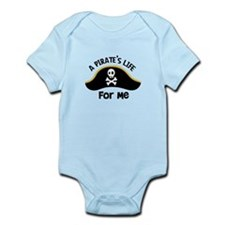 A Pirates Life For Me Body Suit