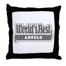 WB Grandpa [Spanish] Throw Pillow
