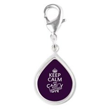 Keep Calm and Keep Writing Charms