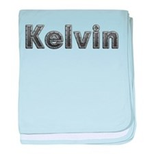 Kelvin Metal baby blanket