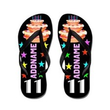 Festive 11Th Flip Flops