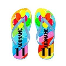Adorable 11Th Flip Flops