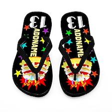 Cool 13Th Flip Flops