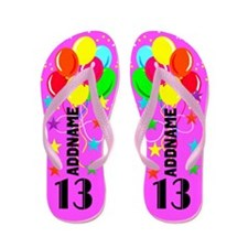 Terrific 13Th Flip Flops