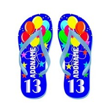 Fantastic 13Th Flip Flops