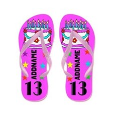 Fashionable 13Th Flip Flops