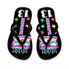 13Th Super Star Flip Flops