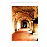 """Columns at Capuchinas"" Postcards (Package of 8)"