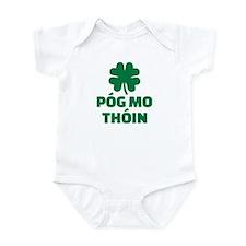 Póg mo thóin Infant Bodysuit