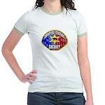 Compton Sheriff Jr. Ringer T-Shirt