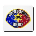 Compton Sheriff Mousepad