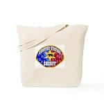 Compton Sheriff Tote Bag