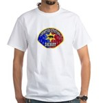 Compton Sheriff White T-Shirt