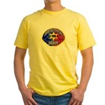 Compton Sheriff Yellow T-Shirt