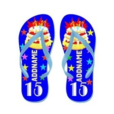 Amazing 15Th Flip Flops