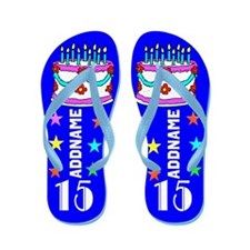 15Th Super Star Flip Flops
