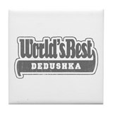 WB Grandpa [Russian] Tile Coaster