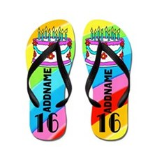 Fabulous 16Th Flip Flops