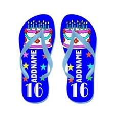 16Th Super Star Flip Flops