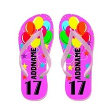 Stylish 17Th Flip Flops