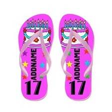 Glamorous 17Th Flip Flops