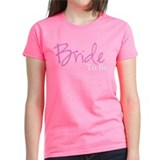 Bride To Be (Pink Script) Tee