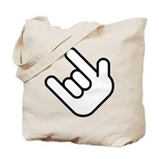 Thizz Hand Sign Tote Bag