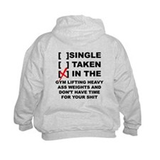 Gym Work Out Sweatshirt