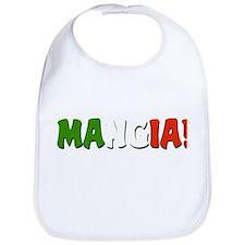 MANGIA! EAT! Bib
