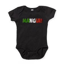 MANGIA! EAT! Baby Bodysuit