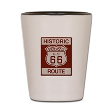 Conway Route 66 Shot Glass