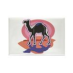 Colorful Camel Design Rectangle Magnet (100 pack)