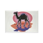 Colorful Camel Design Rectangle Magnet (10 pack)