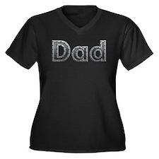 Dad Metal Plus Size T-Shirt