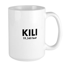 Kilimanjaro Coffee Mugs