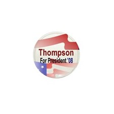Thompson for President Mini Button (10 pack)