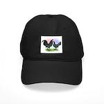 Mottle OE2 Black Cap
